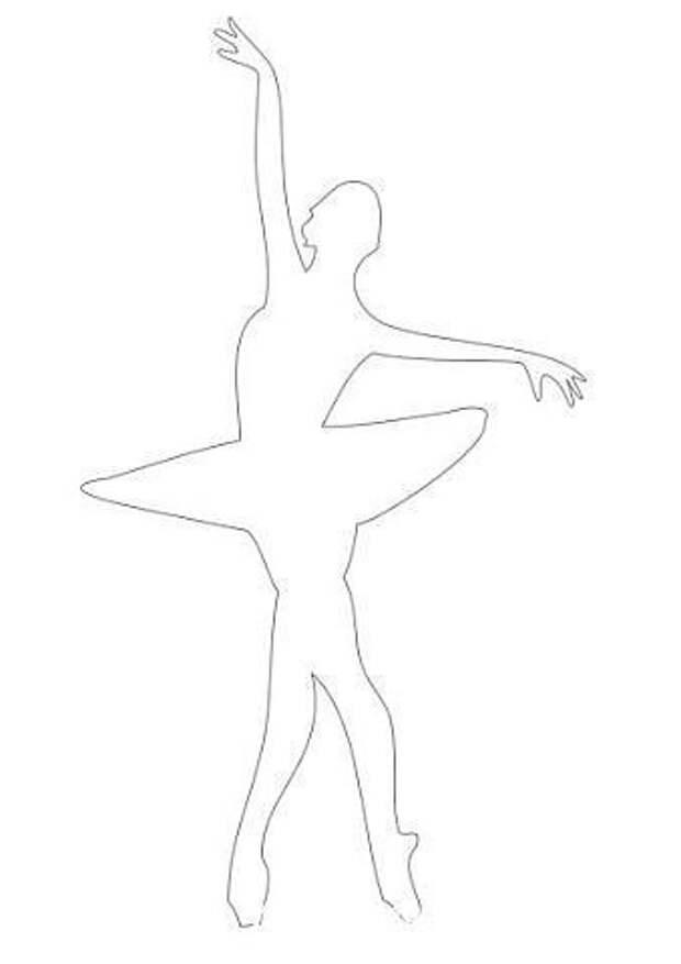МАСТЕРИЛКА. Балерины-снежинки