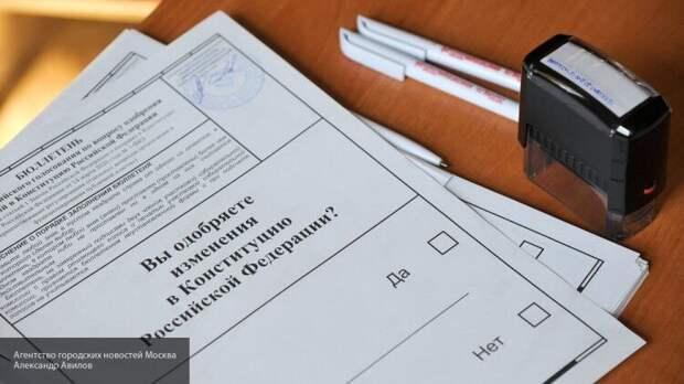 Максимальная явка на голосование по Конституции РФ зафиксирована в Чечне