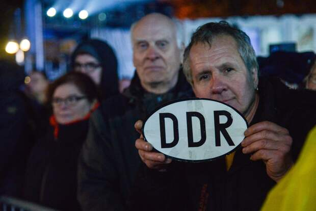 Влияние ГДР на формирование исторической памяти и современной идентичности в Германии
