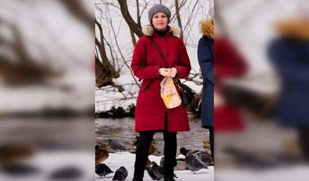 Четвертый день 47-летнюю женщину ищут вЕкатеринбурге