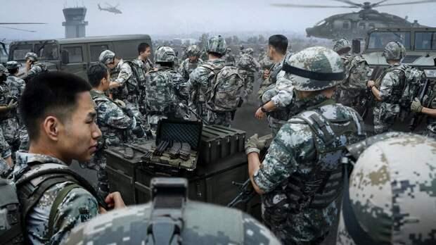 Японские СМИ запугивают Токио угрозой большой войны с Китаем в Тихом океане