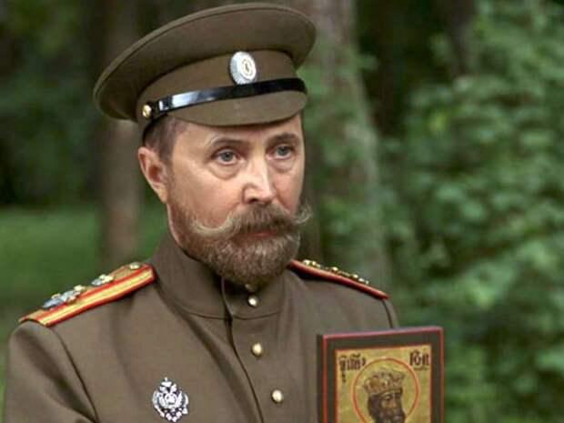 Николай Бурляев в сериале *Адмиралъ*, 2009 | Фото: kino-teatr.ru