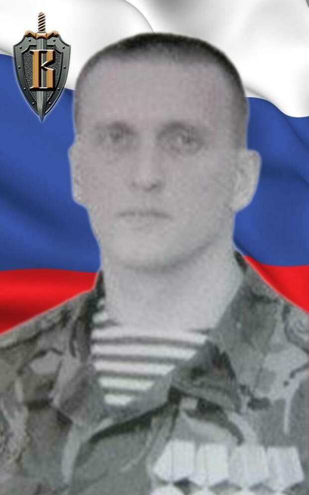 Подполковник ЧЕРНЫШ Андрей Андреевич