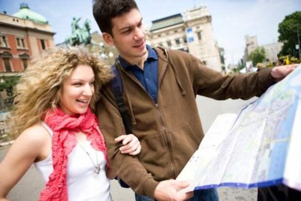 Популярные обманы туристов в Европе