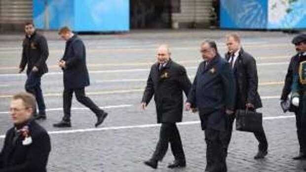 Главный козырь Путина: Каким русский парад Победы увидела Германия