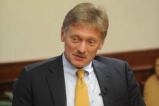 Кремль: Россия не будет вмешиваться в преследование Медведчука на Украине, но считает его недопустимым
