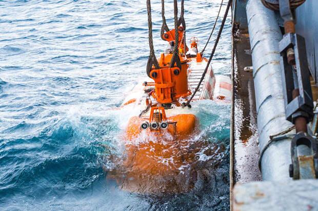 Новое поколение глубоководных спасательных аппаратов создадут в России
