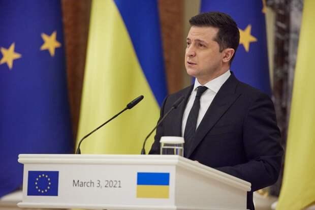 Зеленский призвал изменить формат переговоров по Украине