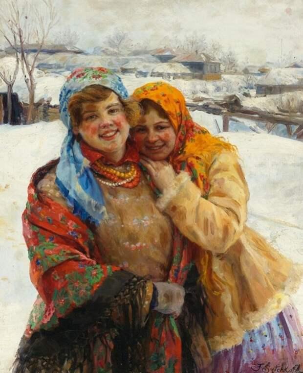 художник Федот Сычков картины – 20