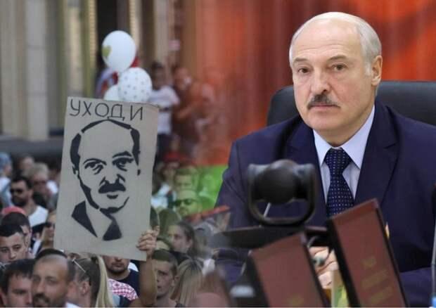 Ваджра: Если Лукашенко не признает ошибки, Белоруссия рухнет