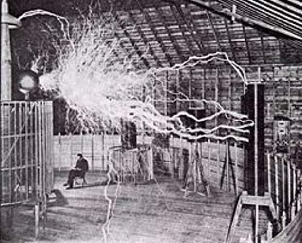 Электрический полтергейст.