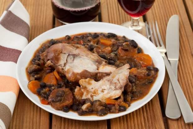 Три рецепта средневековой кухни
