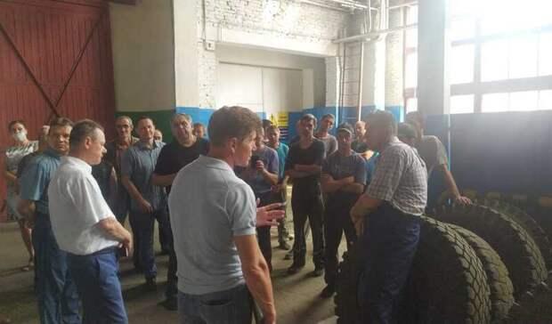 Коньки идоппрограмма благоустройства дворов: очем говорил губернатор вСпасске