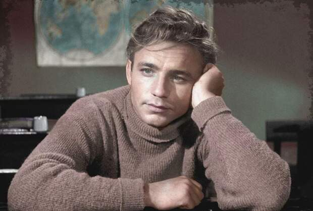 Николай Рыбников: красавец-актер, за которого вышли замуж от безысходности