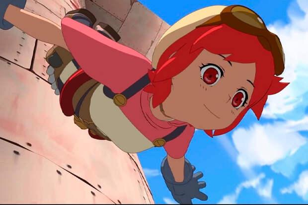 Netflix представил трейлер фантастического мультсериала «Эдем»