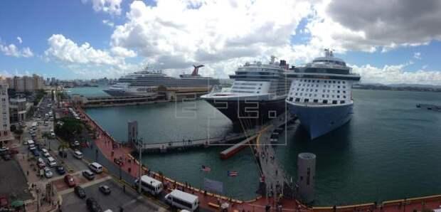 CRUCEROS - El Puerto de San Juan incluido en viaje inicial de crucero de Carnival