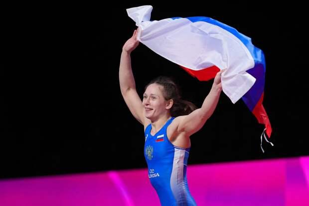 Красноярская спортсменка Ольга Хорошавцева поборется за олимпийские медали