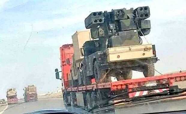Американские системы ПВО появились в Сирии