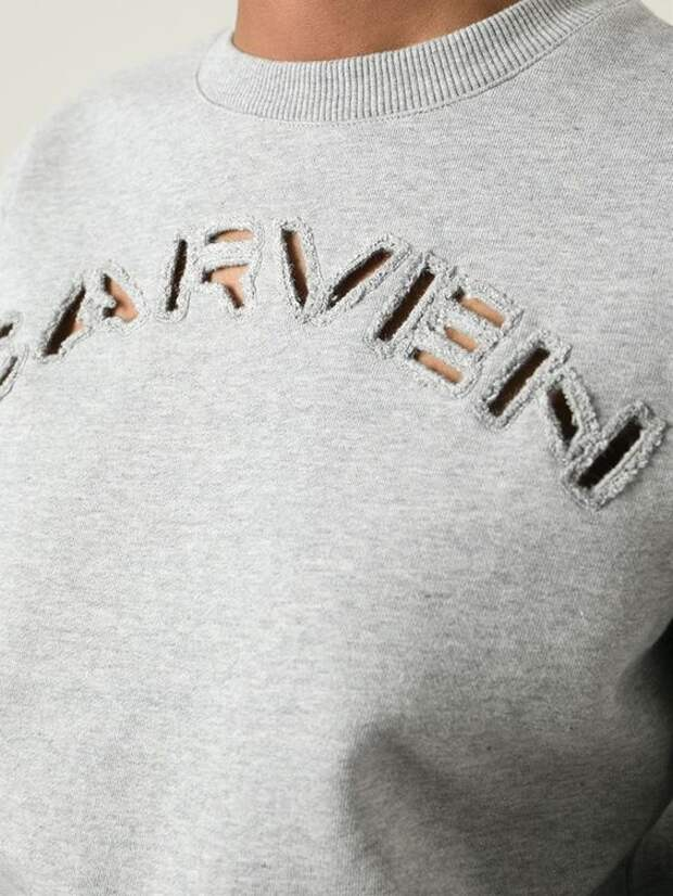 как сделать надпись на одежде