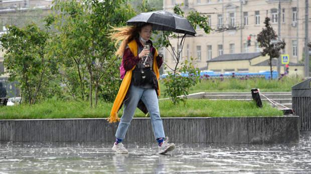 """""""Такого не было более 73 лет"""": мощный циклон принесет в Москву сильнейший ливень"""