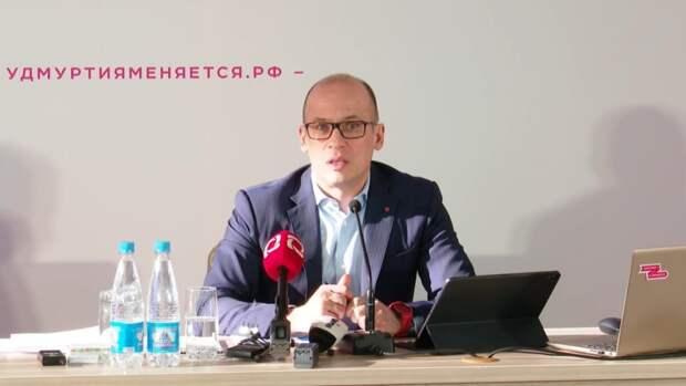 «Я никуда не уйду»: глава Удмуртии ответил на слухи о своей отставке после выборов