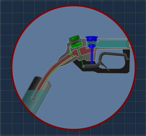 5. Мембрана азс, бензин, заправка, топливо