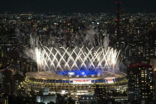 Олимпийские игры объявили закрытыми. Сборная России заняла 5-е место в медальном зачете