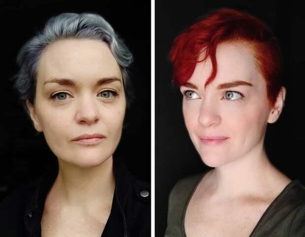 22 удачных эксперимента сокрашиванием волос, которые закончились триумфом