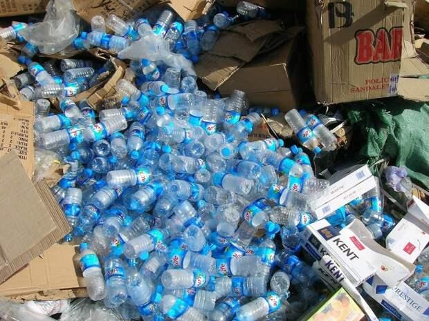 Ученые нашли метод, как превратить пластиковые отходы в топливо