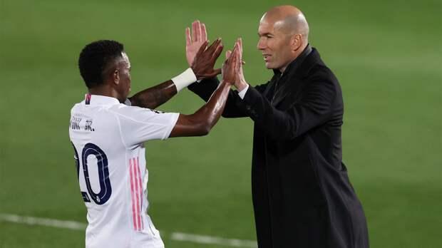«Реал» идеально разобрался с «Ливерпулем»: помог Винисиус (дублем) и грубый ляп Трента. Видео голов