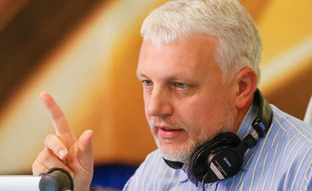 Убийство журналиста и правды на Украине