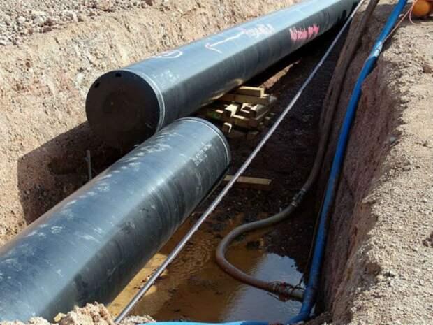 Канадская компания TC Energy отказалась от проекта трубопровода Keystone XL