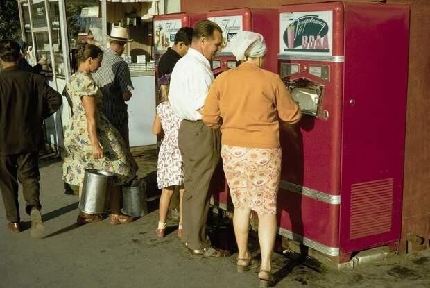 Фото №6 - Как спасались от жары в СССР (ностальгическая галерея)