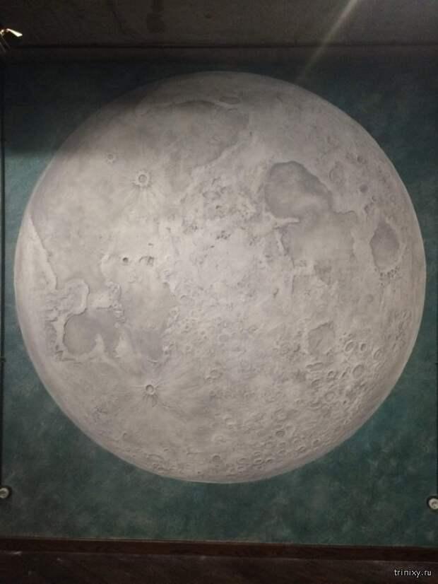Хочу Луну у себя дома