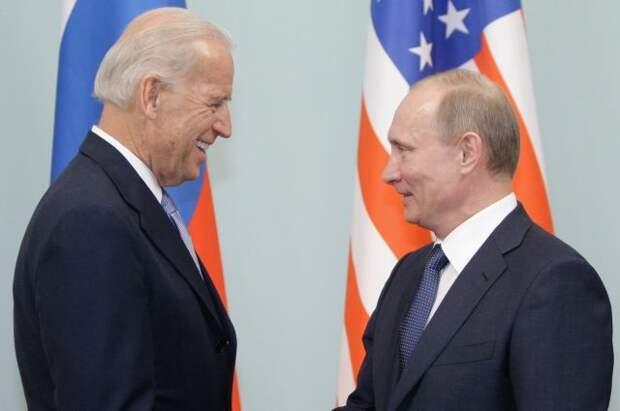 Журнал Time в преддверии саммита посвятил обложку Путину и Байдену