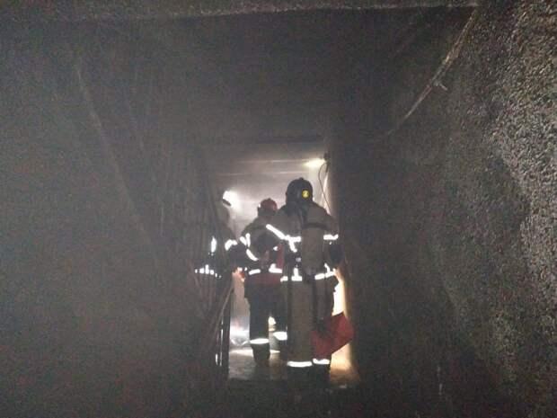 Следком занялся гибелью 8 человек на пожаре в Екатеринбурге