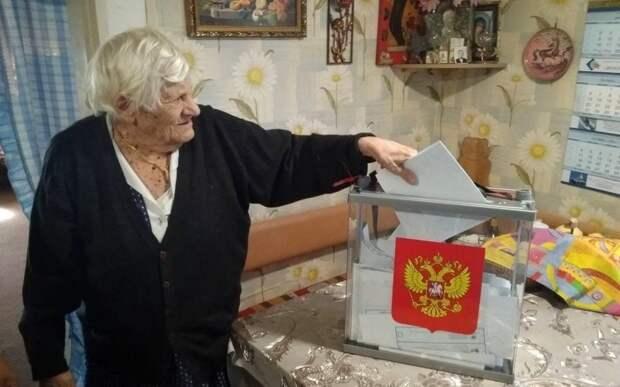 В Рязанской области обработали три четверти протоколов выборов в Госдуму