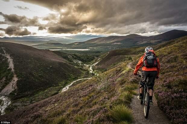Кейрнгормский национальный парк, Шотландия европа, красоты, национальные парки, природа