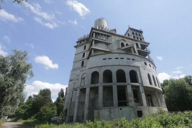 «Замок» на Затоне в Краснодаре превратят в центр творчества