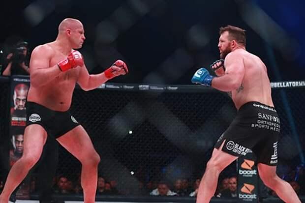 Боец MMA Емельяненко решил уйти в сад
