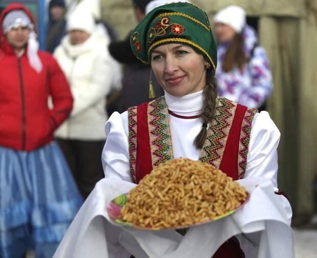 Чурчхелу и чак-чак китайский журналист назвал в числе любимых русских сладостей