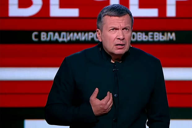 Владимир Соловьёв раскритиковал Чулпан Хаматову, которая получила вид на жительство в Латвии