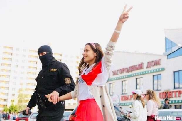 Об уроках мирного беларуского восстания
