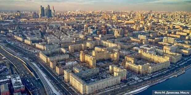 Провокации против полиции начались на несанкционированных митингах в Москве. Фото: М. Денисов mos.ru