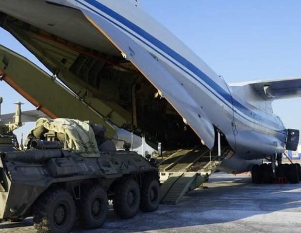 Совфед разрешил президенту ввести в Карабах российских миротворцев, которые уже там