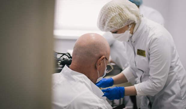 После прививки «Спутником V» врач из Екатеринбурга заразился коронавирусом