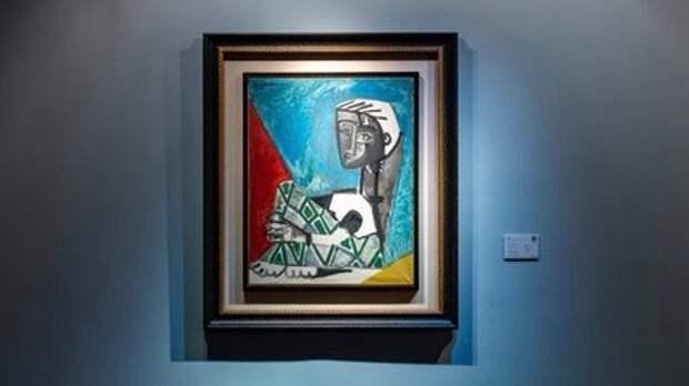 Картину Пикассо продали за $24,6 миллиона