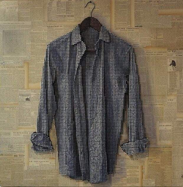 Рубашка из саморезов