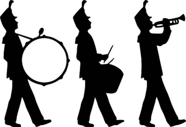 Классические марши. Наиболее известные произведения (6)