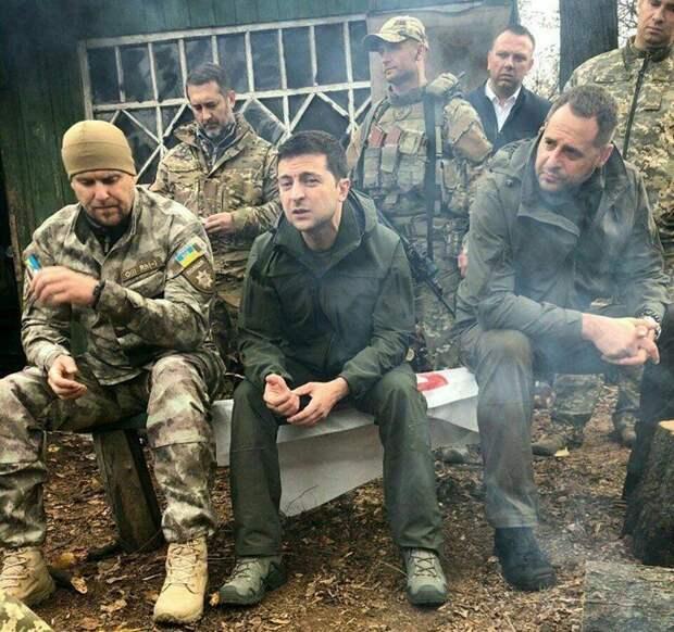 Зеленский начал подготовку ко вторжению России